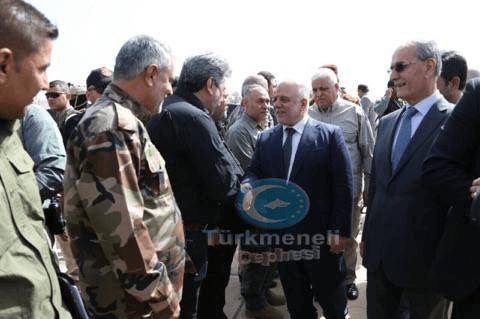 Kerkük'te Irak Başbakanı İbadi'ye Saldırı