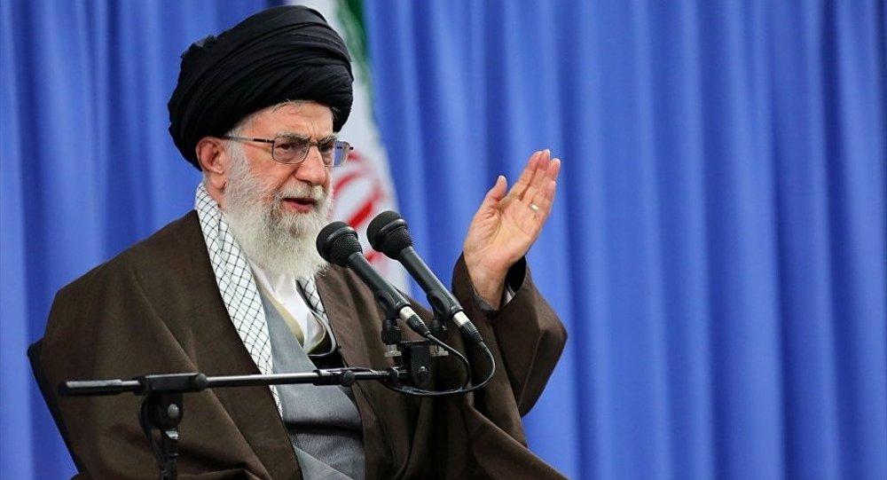 "İran Lideri Hamaney'den Barzani'nin ""Referandum"" Kararına Tepki"