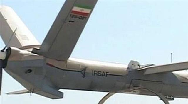 ABD Suriye'de İran İHA'sını Vurdu