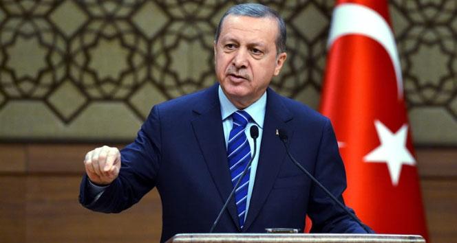 Cumhurbaşkanı Erdoğan'dan Suriye'nin Kuzeyine Müdahale Sinyali: Kararlıyız!