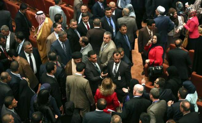 K*rdistancı Vekiller Irak Parlementosundan Çekildi