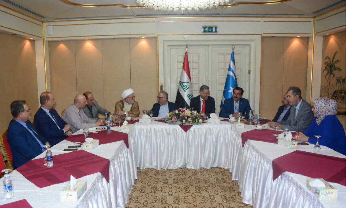 Türkmen Koordinasyon Kurulu Bağdat'ta Olağanüstü Toplandı