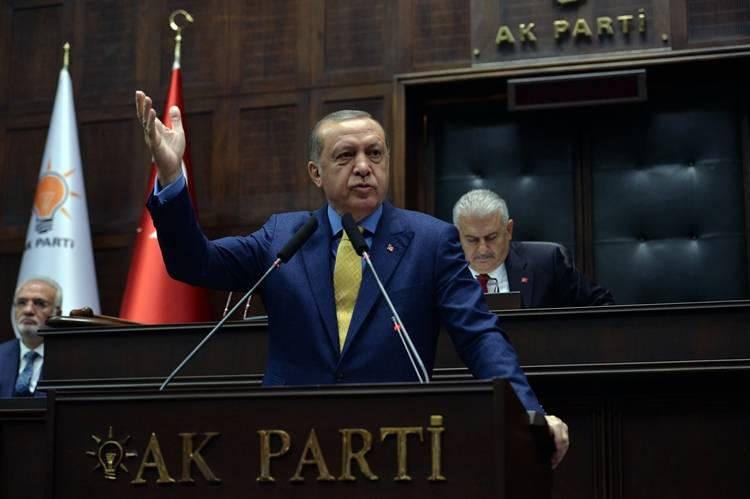 Cumhurbaşkanı Erdoğan IKBY ye Ambargolar Artacak