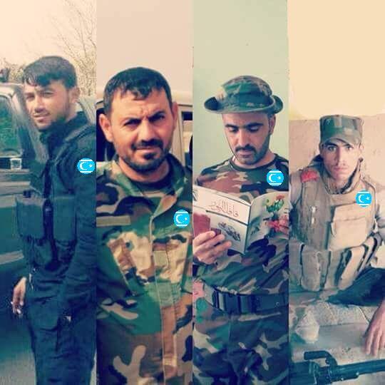 Kerkük'te IŞİD ile Çatışma: 4 Türkmen Askeri Şehit Oldu