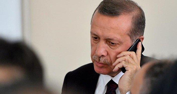 Cumhurbaşkanı Erdoğan'dan Kudüs İçin Yoğun Telefon Diplomasisi