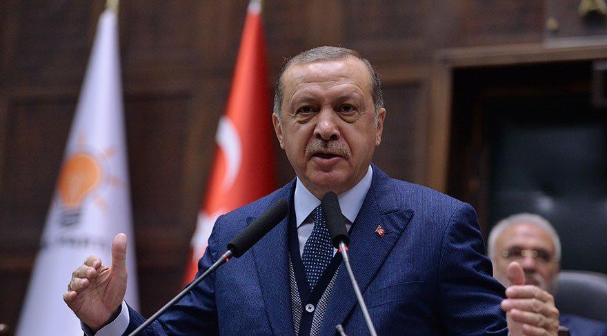 Erdoğan: ABD'nin Türkiye'ye Karşı Bir Planı Olduğu Çok Açık