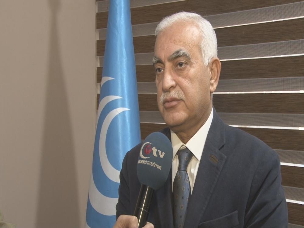 Türkmeneli Partisi İşgalci Kürt Yetkililere Haddini Bildirdi