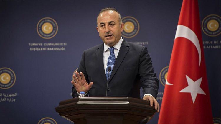 Bakan Çavuşoğlu: ABD'nin Sorumsuzca Kudüs Açıklaması BM İhlalilidir