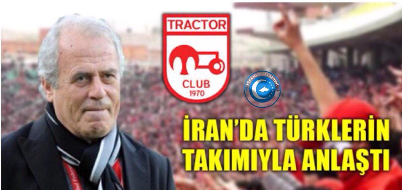 Mustafa Denizli  Traktör Sazi İle Anlaştı:100 Bin Bozkurt Karşılayacak