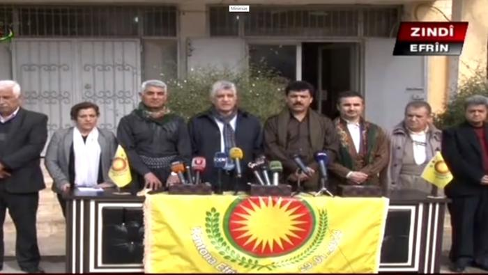 Barzani Vazgeçmiyor…IKBY'den Pkk ya  Açık Destek
