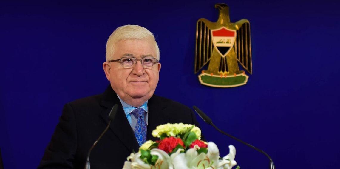 Kürt Asıllı Irak Cumhurbaşkanı 'Bütçe Tasarısını' Reddetti
