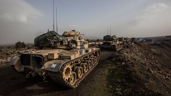 Afrin'de 13 Köy ve Bableit Havaalanı PKKlı Teröristlerden Temizlendi