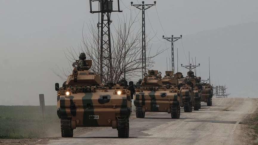 Afrin'de 7 Köy Daha PKKlı Teröristlerden Temizlendi