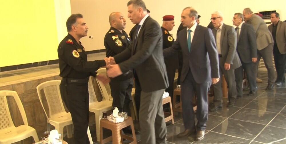 Lider Salihi ITC de Şehit Düşen Cebbarın Taziye Meclisine Katıldı