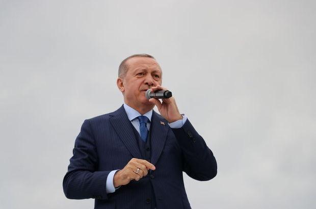Cumhurbaşkanı Erdoğan'dan Fransa'ya: Cehenneme Kadar Yolunuz Var