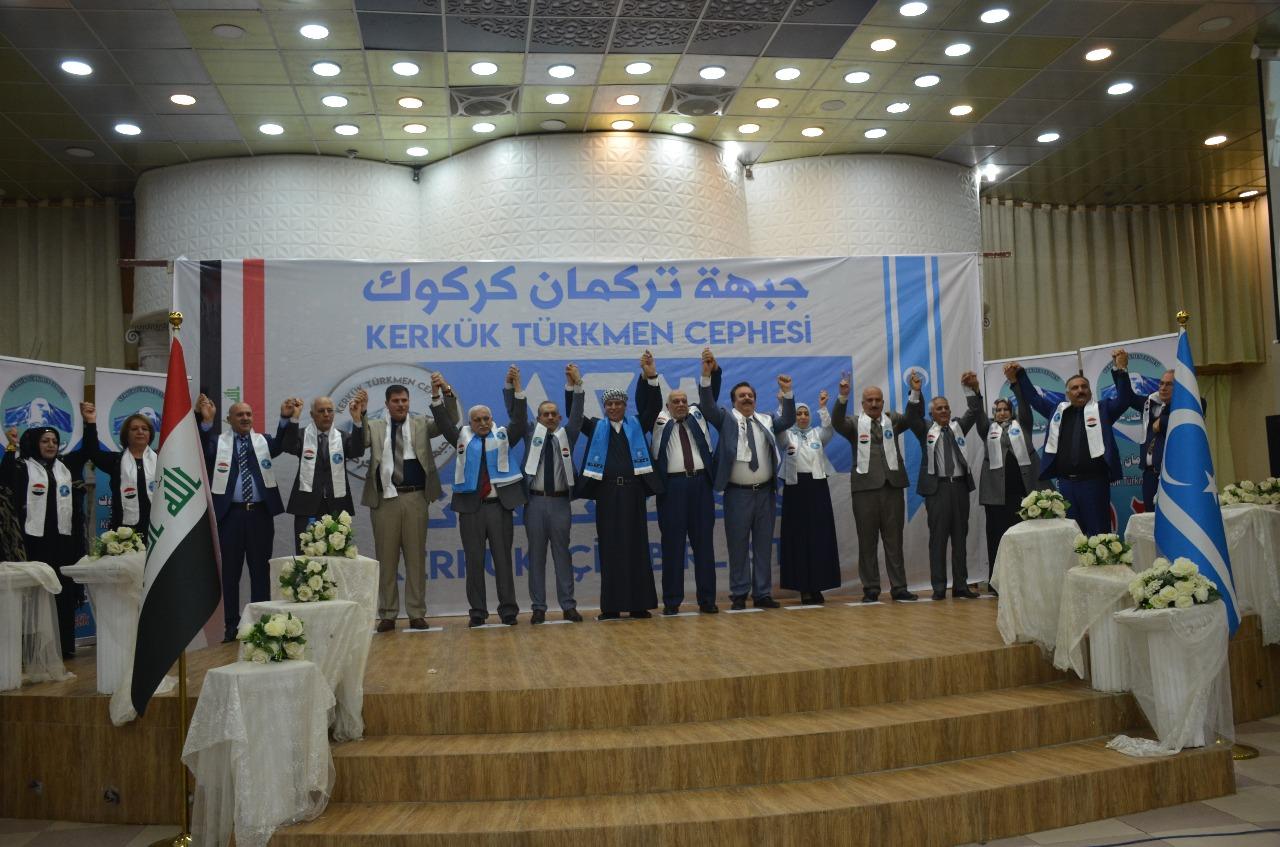 Kerkük Türkmen Cephesi Milletvekili Adaylarını Açıkladı