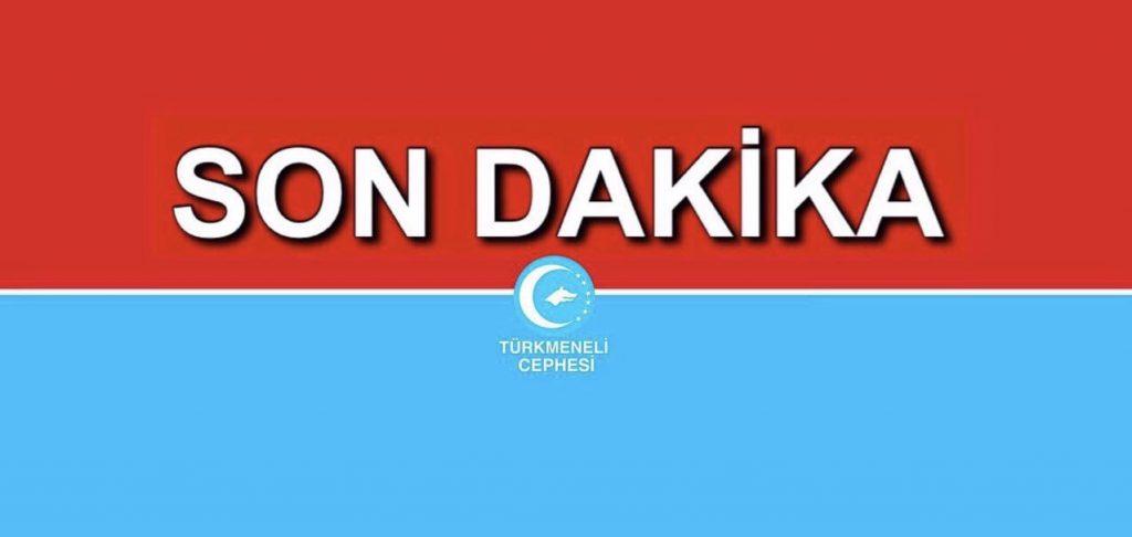 Son Dakika Kerkük'te Oyların Elle Sayım İşlemi Sona Erdi