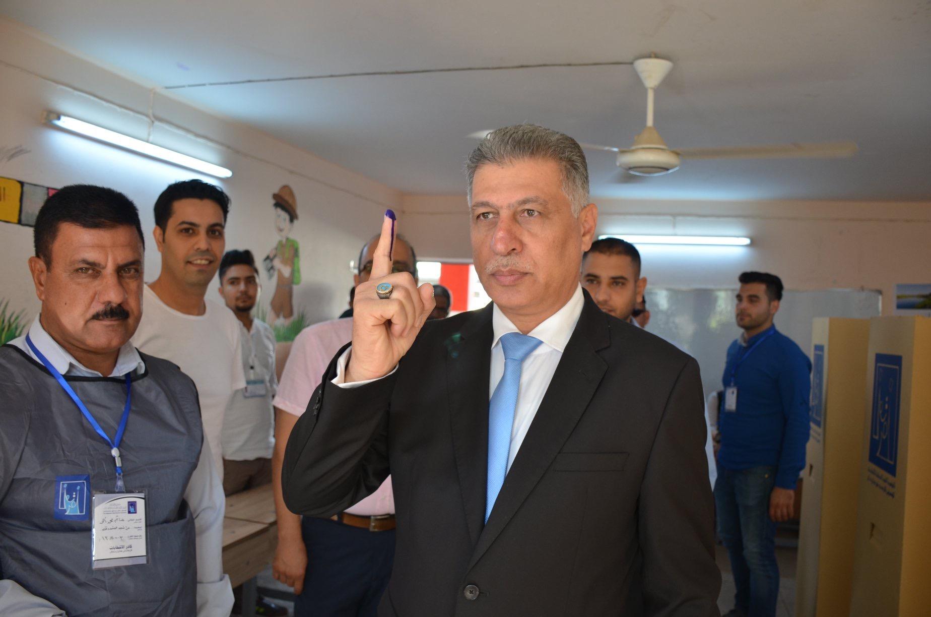 Türkmeneli Lideri Salihi Kerkük'te Oyunu Kullandı