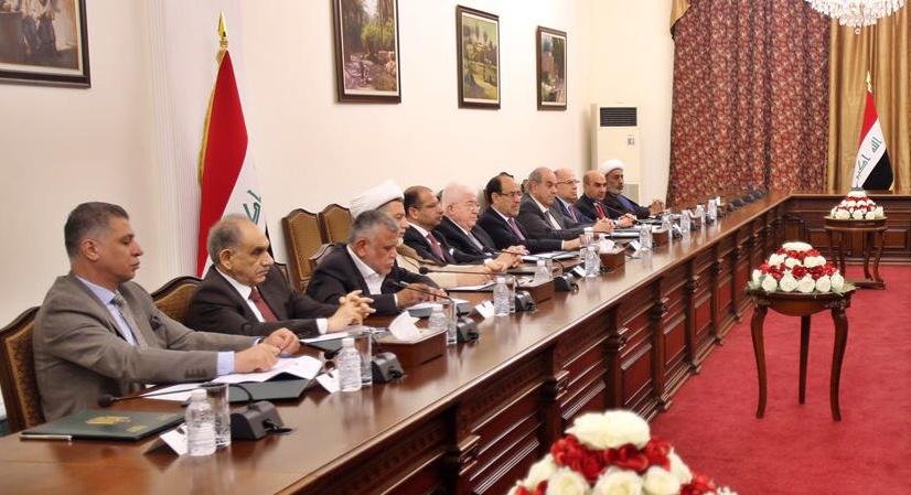 Lider Salihi Irak Cumhurbaşkanı Masum'un Seçim Toplantısına Katıldı