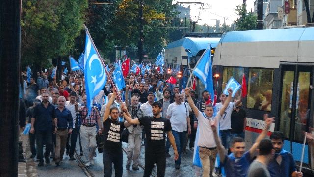 Son Dakika:Türkmenler İstanbul'da Protesto Yapacak