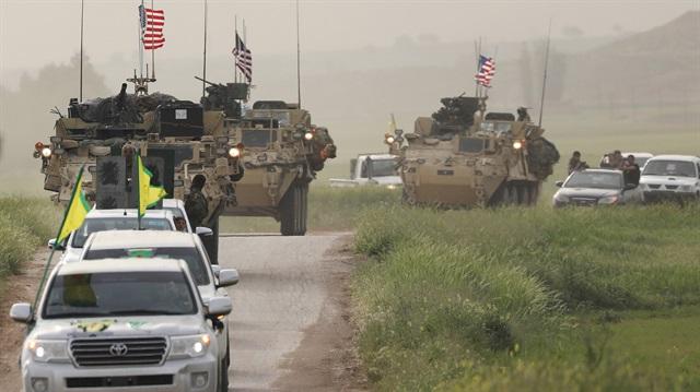 """İngiltere'den ABD'ye Küstah Çağrı: """"PKK/YPG'ye Sahip Çık"""""""