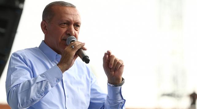 Cumhurbaşkanı Erdoğan: Kandil'e de Operasyonlarımızı Başlattık