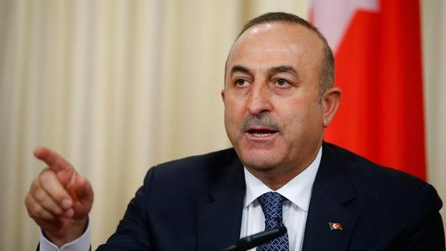 Çavuşoğlu: Irak'taki PKK Tehdidini Bertaraf Etmeliyiz