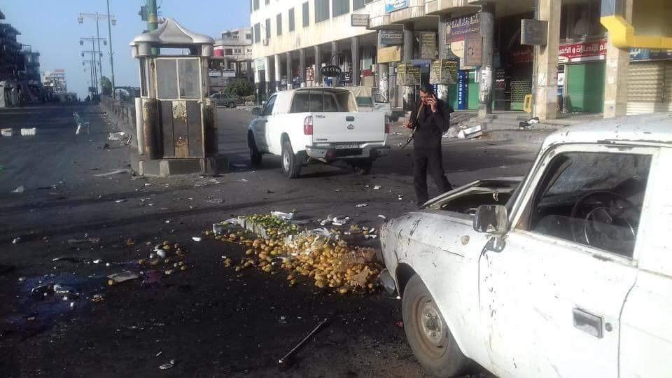 SURİYE'nin Süveyde Kentinde İntihar Saldırıları: En Az 38 Ölü