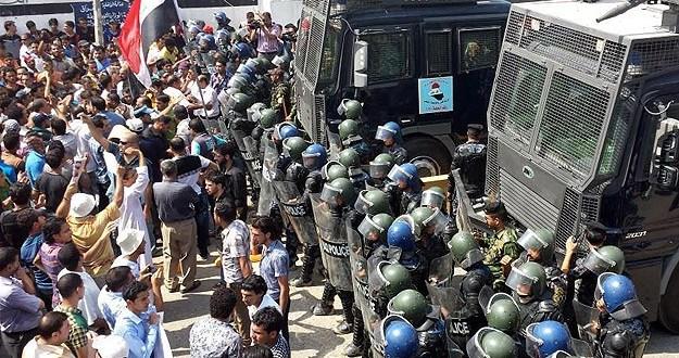 Basra'da Göstericilere Ateş Açıldı: 1 Ölü, 3 Yaralı