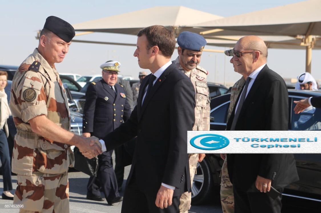 Fransa'dan Terör Örgütü PKK'ya DESTEK İtirafı!