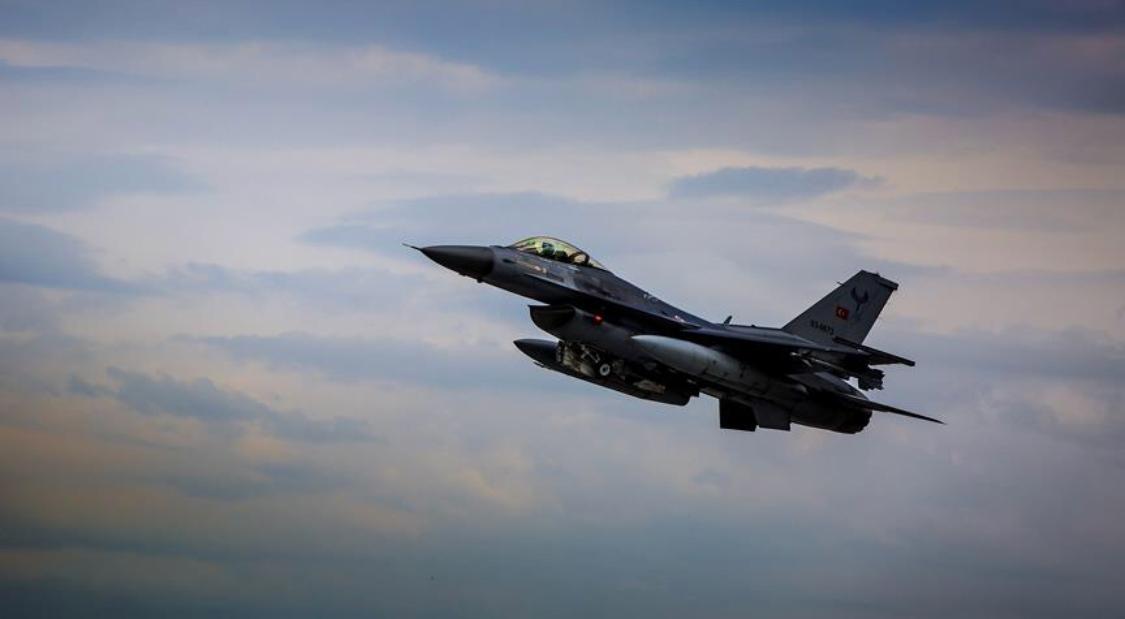 Kahraman TSK'dan Terör Yuvası Kandil'e Hava Harekatı