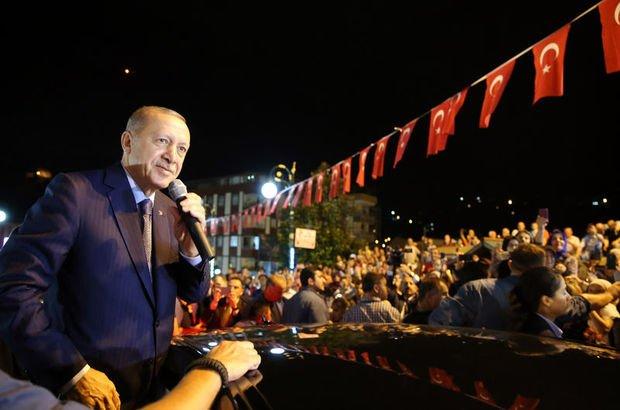 Cumhurbaşkanı Erdoğan'dan Dolar Mesajı: Hiç Endişelenmeyin