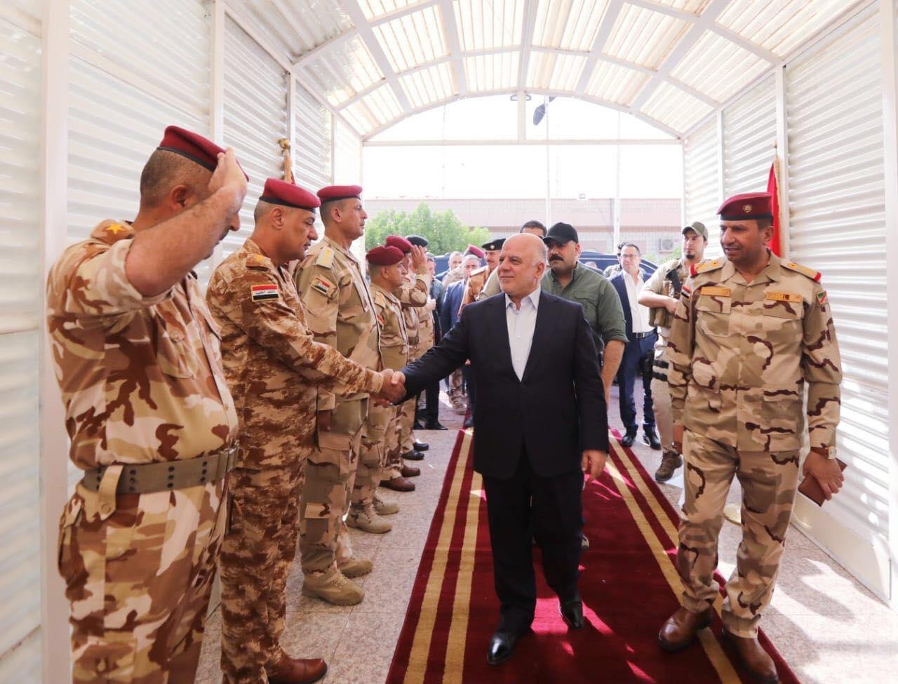 Irak Başbakanı İbadi Kanlı Hafta Ardından Basra'da