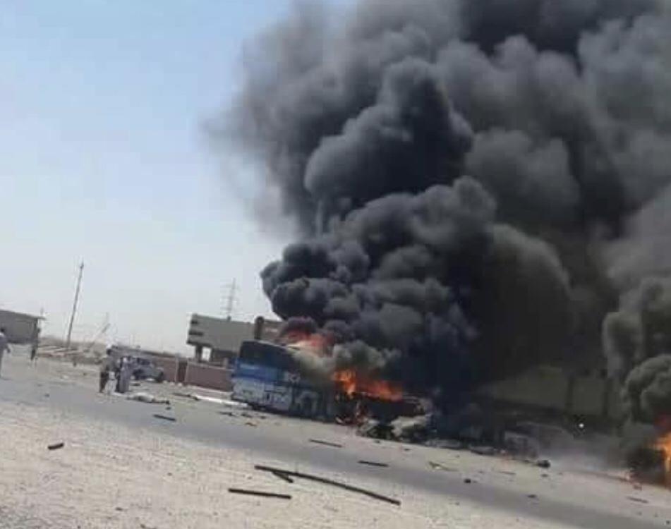 Irak'ın Tikrit Kentinde Patlama: Ölü ve Yaralılar Var