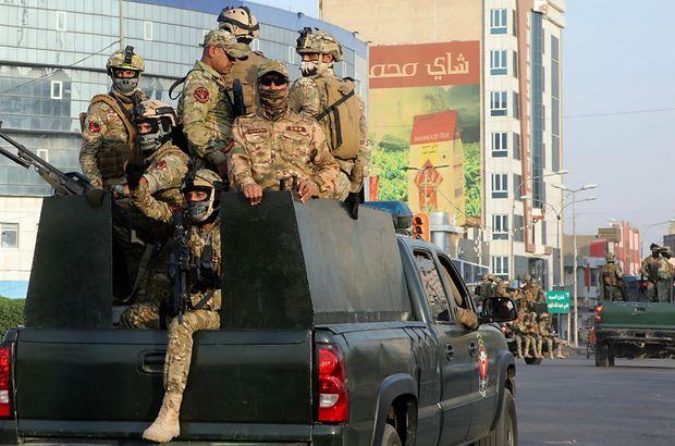 Irak Ordusu Basra Sokaklarına Konuşlandı, Hayat 'Normale Döndü'