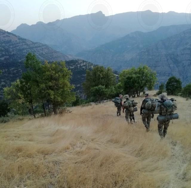 Mehmetçik Gece Gündüz Operasyonlarını Sürdürüyor