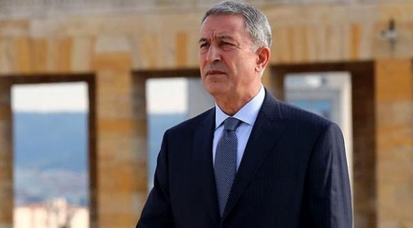 Akar: Türkiye ve ABD Münbiç'te Ortak Eğitimlere Başladı