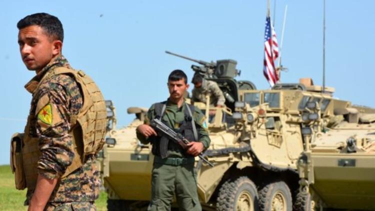ABD'den Küstah Açıklama! YPG'yi Terör Örgütü Olarak Tanımlamıyoruz
