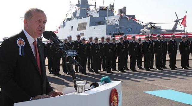 Cumhurbaşkanı Erdoğan: Denizlerdeki Haydutlara Meydanı Bırakmayacağız