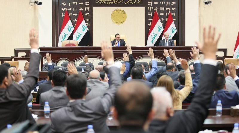 Irak'ta 2 Bakan Daha Güvenoyu Aldı