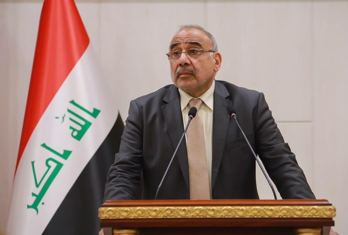 عبد المهدي: لم استلم أي معلومات حول تمركز جديد للقوات الامريكية في العراق