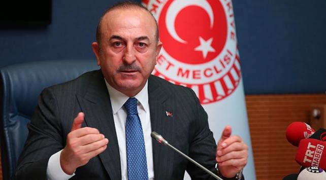 Bakan Çavuşoğlu: PKK'ya Karşı Operasyon ABD'nin Çekilmesine Bağlı Değil