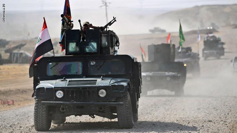 Irak Ordusu ve Peşmerge DEAŞ'e Karşı Operasyona Hazırlanıyor