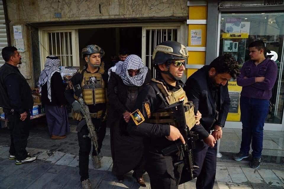 Sahte Haşdi Şabi Bürolarına Baskın ve Tutuklama