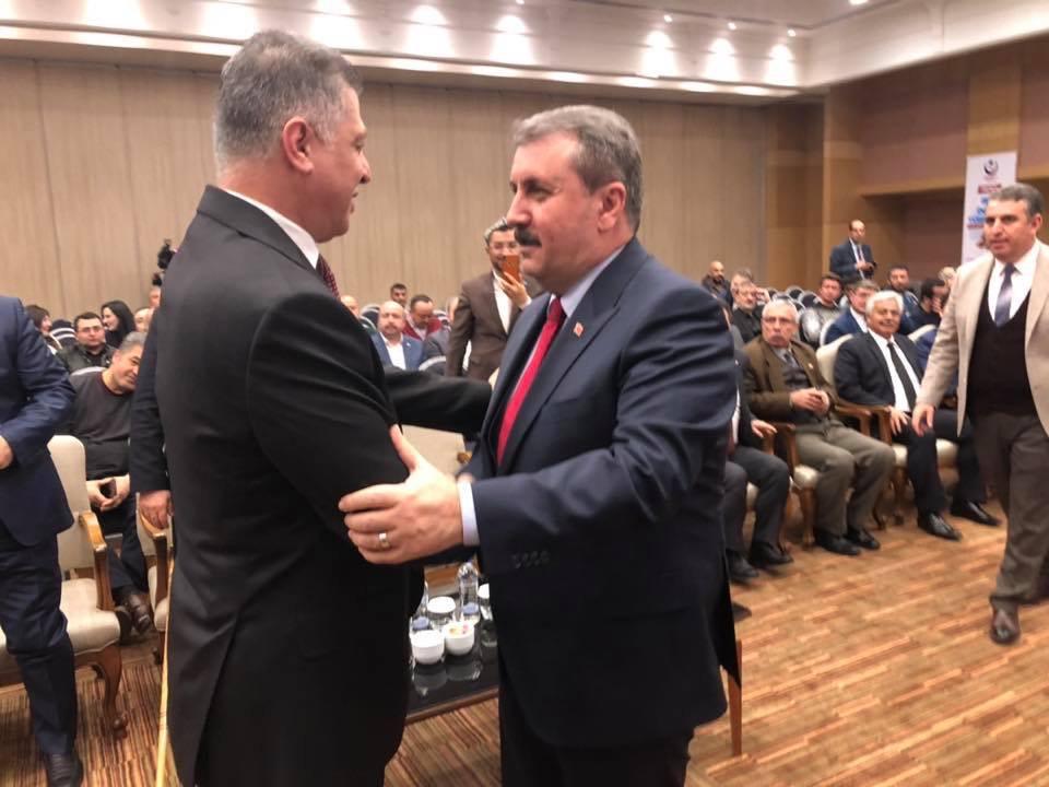 Salihi Ankara'da Doğu Türkistan ve Gulca Katliam Konferansına Katıldı