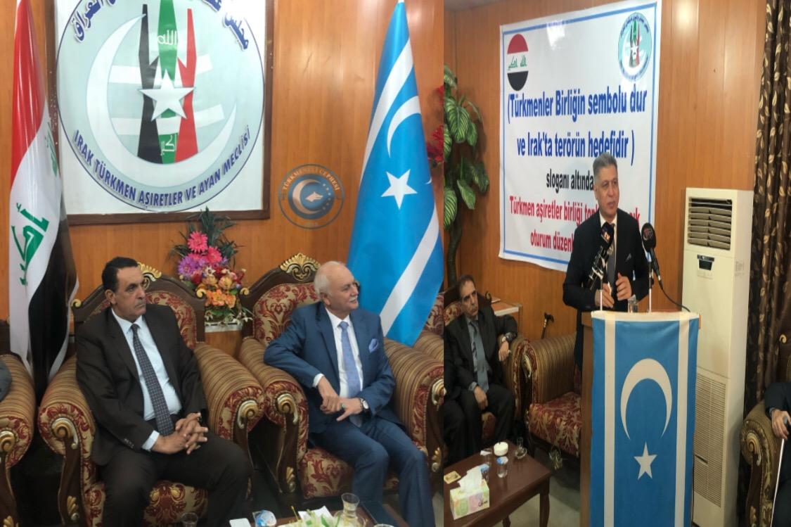 Lider Salihi: Kerkük Valiliği Türkmenlerin Siyasi ve Milli Hakkıdır