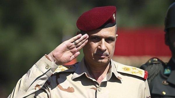 Irak Genelkurmay Başkanı Tuzhurmatu'da