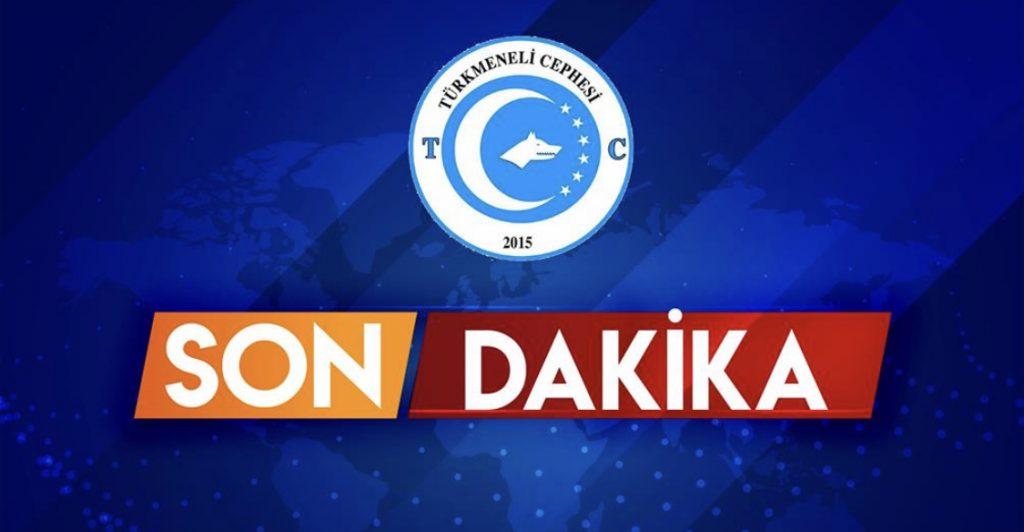 Son Dakika Türkmeneli Lideri Salihi İran Cumhurbaşkanı Ruhani İle Birarada