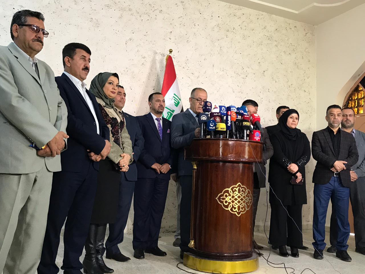 """عرب كركوك يدعون الجماهير العربية والتركمانية إلى التهيؤ لمرحلة """"الدفاع عن حريتها"""""""
