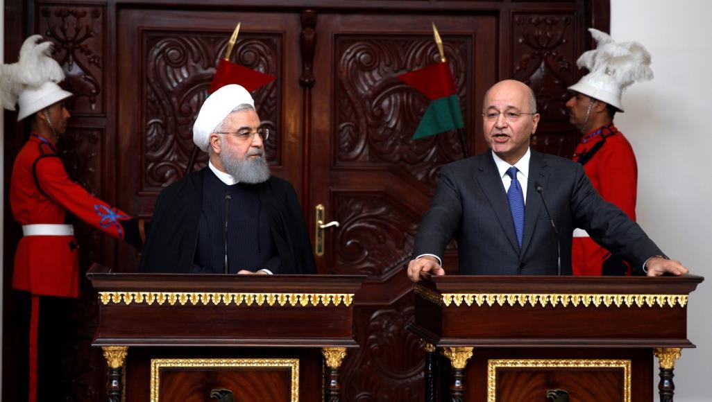 Cumhurbaşkanı Salih: Irak'ta Teröre Karşı Zafer Tamamlanmış Değil